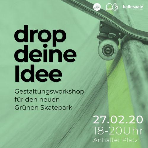 Skatepark Silberhöhe Beteiligung 2020