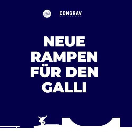 Halli Galli - Skatepark-Umgestaltung 2021